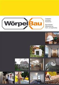 die interaktive Broschüre von Wörpel Bau GmbH