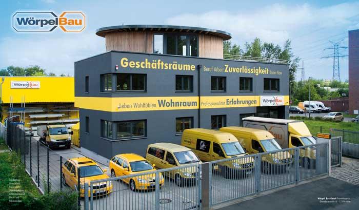 Baufirma und Generealunternehmen in Berlin